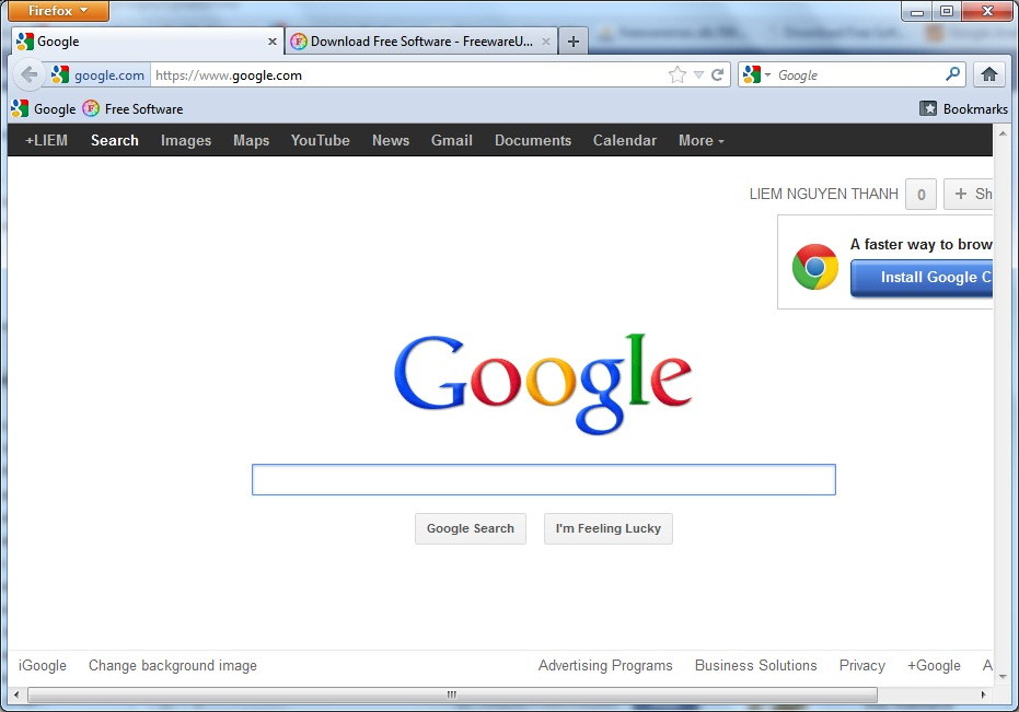 Download Firefox 21.0 RC4 Portable