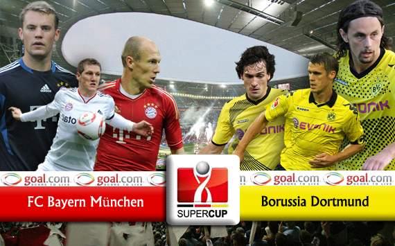 نتيجة مباراة بايرن ميونخ وبوروسيا دورتموند دوري ابطال اوروبا السبت 25-5-2013