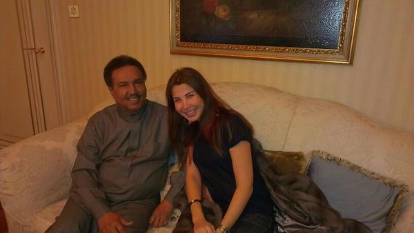 صور محمد عبده ونانسي عجرم في لبنان للحلقة الاخيرة من برنامج 2013 Arab Idol 2