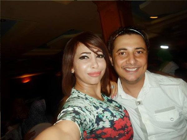 صور من حفل عيد ميلاد إبنة الفنان مصطفى كامل نقيب الموسيقيين 2013