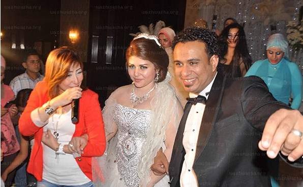 صور حفل زفاف المطرب الشعبى محمود الليثى وسط تواجد عدد كبير من نجوم الغناء الشعبي