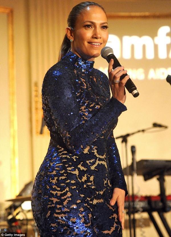 ���� ��� ������ ������ ����� ��� ��� 2013 amfAR Inspiration Gala �� �������