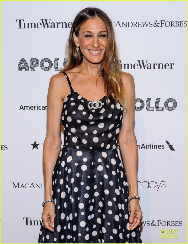 احدث صور سارة جيسيكا باركر حفل 2013 Apollo Spring Gala الذي أقيم في مسرح أبولو في نيويورك