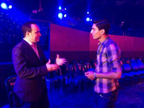 ��� ���� ���� �� cnn �� ���� ���� ������� ������ Arab Idol 2