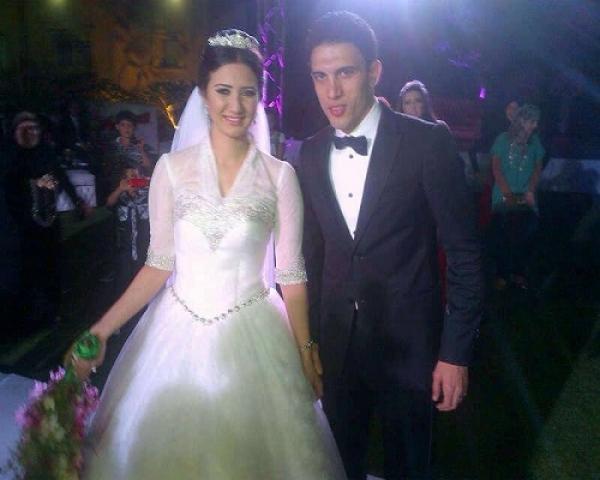 صور حفل زفاف لاعب نادي الاهلي جدو,صور نجوم الاهلي في فرح جدو 2013
