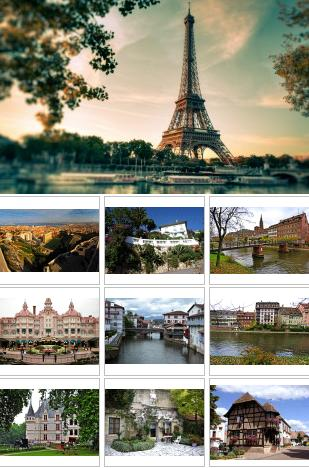 ������ ����� ���� ���� ������� ������� �� ����� France Wallpapers HD ���� 76 �����