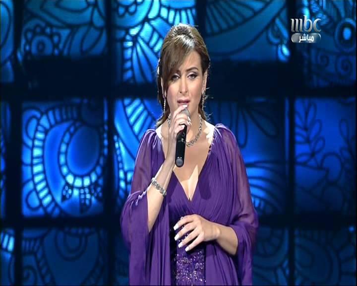 صور فرح يوسف باداء قدود حلبية Arab Idol 2 الحلقة 27