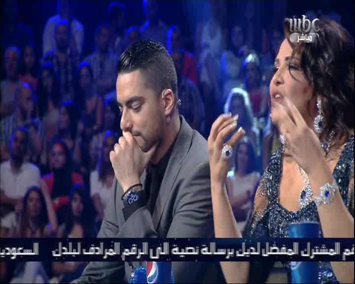 صور احلام في برنامج عرب ايدول 2- Arab idol الحلقة 27