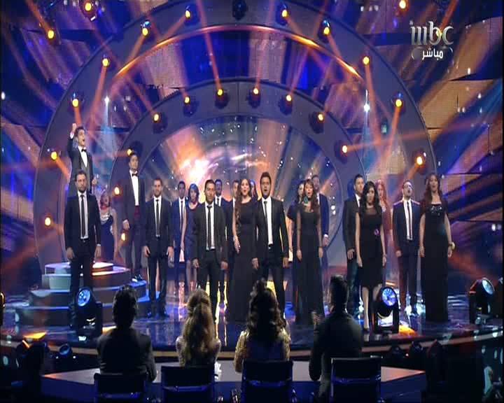 صور مشتركي عرب ايدول في اغاني مسرحية فيكتور هوجو - الحلقة الاخيرة برنامج arab-idol2