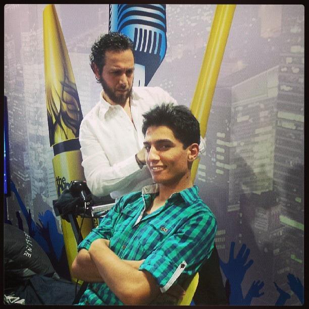 ��� ���� ���� ����� ������� ������� Arab Idol 2