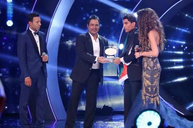 صور جديدة لتتويج محمد عساف بلقب برنامج Arab Idol 2