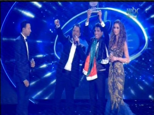 بالصور ملخص كامل الحلقة الاخيرة الحلقة رقم 28 من برنامج Arab Idol 2 ارب ايدول 2