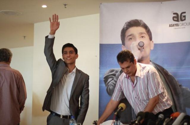 ���� ��� ���� Arab Idol 2 ���� ���� �� ������� �� ��� 2013
