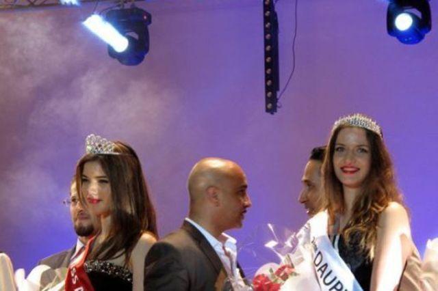 صور حفل تتويج ريم العماري ملكة جمال الجزائر 2013