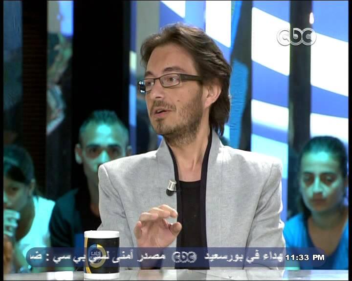 صور احمد زاهر بعد فقده نصف وزنه فى برنامج احلى جلسة 2013