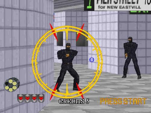 تحميل لعبة الشرطي Virtua Cop 2 تحميل مباشر وعلى اكثر من سيرفر