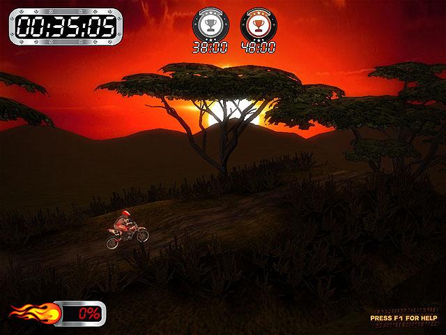 ����� ���� �������� �������� Super Motocross Africa ����� ��� ������� �������