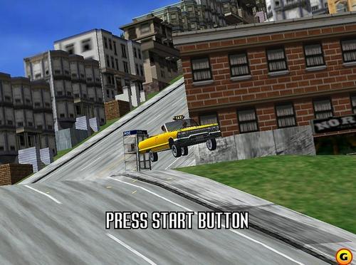 تحميل لعبة التاكسي المجنون