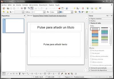 تحميل برنامج LibreOffice 4.1.0 حزمة الادوات المكتبية المنافس للاوفيس