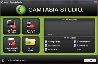 تحميل برنامج camtasia version 8.1 لتصوير سطح المكتب الفيديو والتعديل عليه وعمل الشروحات 2014