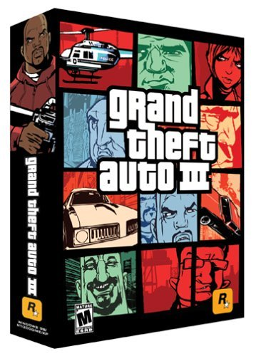 ����� ���� Grand Theft Auto 3 REAL ���� 180 ���� ����� 100 �� ����� ������ ������� 20144