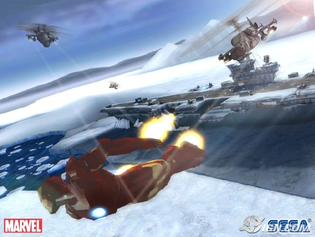 تحميل اقوى اللالعاب Iron Man ايرون مان لعبة الاكشن بحجم 302 ميجا