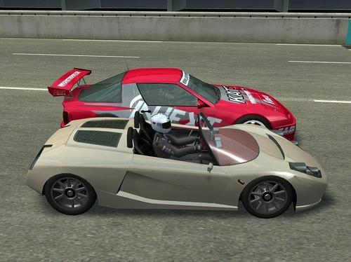 لعبة سباق السيارات الخفيفة live for speed بحجم 135 ميجا . و شغالة 100%