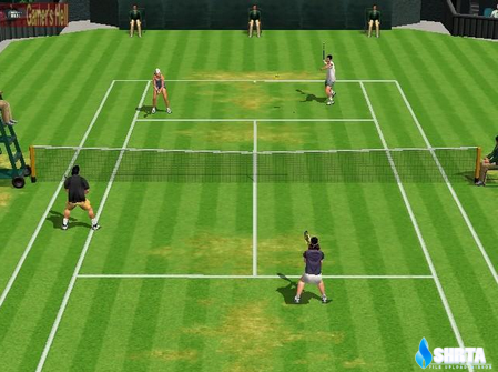اقوى العاب التنس فى العالم واكثرهم شهره Virtua Tennis Rip 59MB
