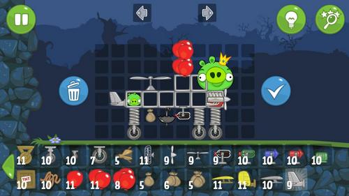 لعبة  Bad Piggies PC لعبة الطيور الغاضبة علي اجهزة الكمبيوتر , تحميل لعبة الطيور الغاضبة 2014