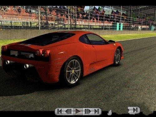 لعبة قيادة الفيراري مع Ferrari Virtual Race بحجم 75 ميجا