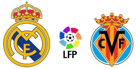 مشاهدة مباراة فياريال وريال مدريد Villarreal Vs Real Madrid اليوم السبت 2013/9/14