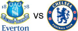 موعد مباراة ايفرتون وتشيلسي Everton Vs Chelsea 2013/9/14