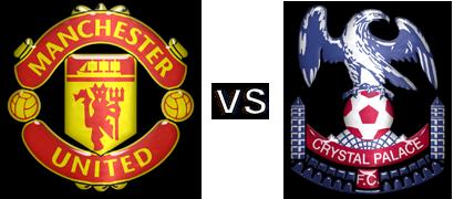 موعد مباراة مانشستر يونايتد وكريستال بالاس Manchester United Vs Crystal Palace 2013/9/14