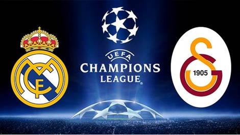 مشاهدة مباراة ريال مدريد الاسباني و غلطة سراي التركي دوري أبطال أوروبا 17/9/2013