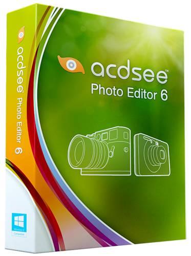 ����� ������ ����� � ����� ����� ACDSee Photo Editor 6.0 Build 343