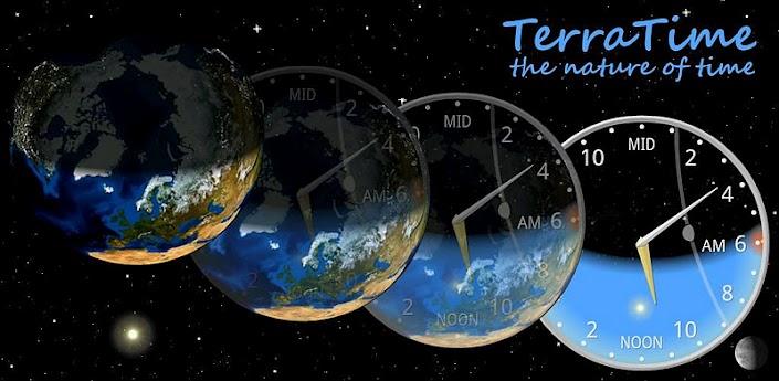 ����� ����� TerraTime v3.92 APK