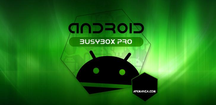 ����� ����� BusyBox Pro v10.1 APK ������� ����� ������� 2014