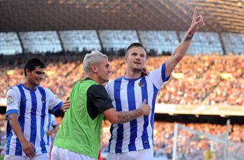 يوتيوب اهداف مباراة باير ليفركوزن و ريال سوسييداد في دوري ابطال اوروبا اليوم الاربعاء 2-10-2013