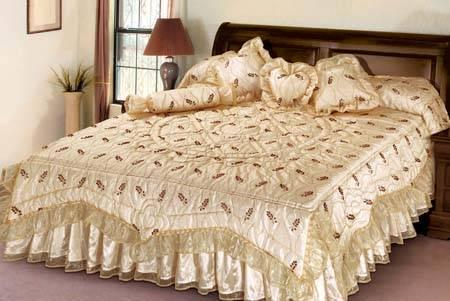 اجمل مفارش سرير بجميع الالوان والاشكال 2014