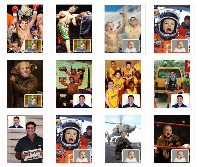البرنامج الروعه لتركيب الوجوه والتلاعب بالصور Face Off Max 3.5.6.8