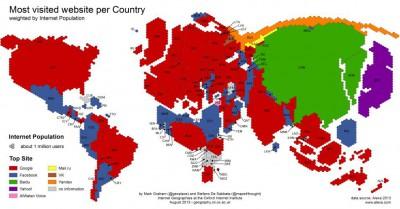 جامعة اكسفورد البريطانية تصنف موقع دنيا الوطن الفلسطيمي ضمن اكتر المواقع تصفح في العالم 2013