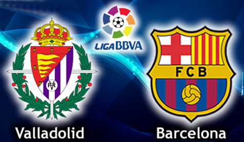 watch Barcelona vs Valladolid live today 5/10/2013 Online