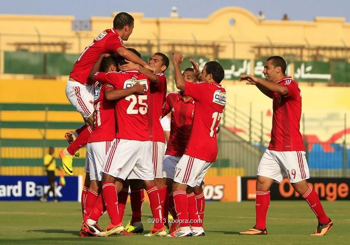 موعد و توقيت إعادة مباراة الأهلى والقطن كاملة في دوري الأبطال افريقيا الاحد 6-10-2013