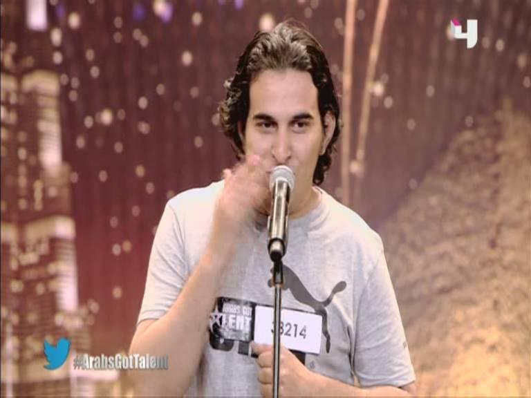 ��� ���� ������� ��� ������� � �������� - �������� - Arabs Got Talent ����� 5-10-2013
