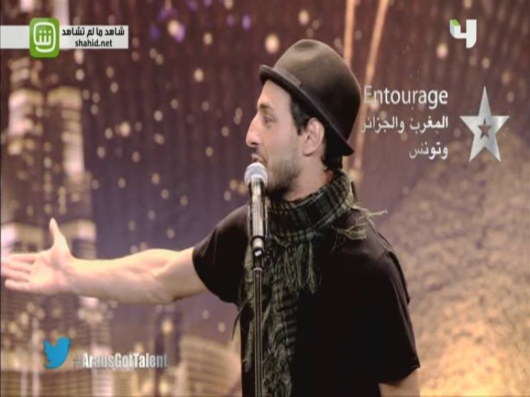 ������ ���� ���� Entourage - ������ - ������� - ���� - 3 Arabs Got Talent ����� 5-10-2013