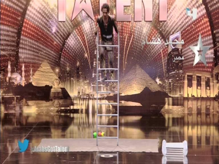 ������ ��� ��� ����� ���� ���� - 3 Arabs Got Talent ����� 5-10-2013