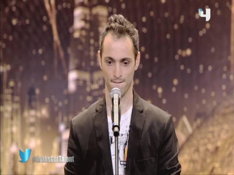������ ��� ��� ����� ��� ���� - ����� - 3 Arabs Got Talent ����� 5-10-2013