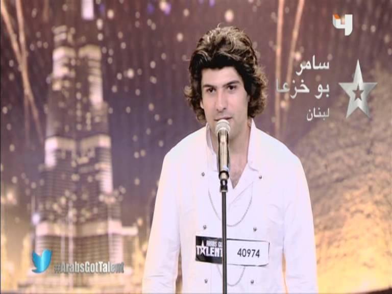 ������ ��� ��� ����� ���� ��� ���� - ����� - ��� - 3 Arabs Got Talent ����� 5-10-2013