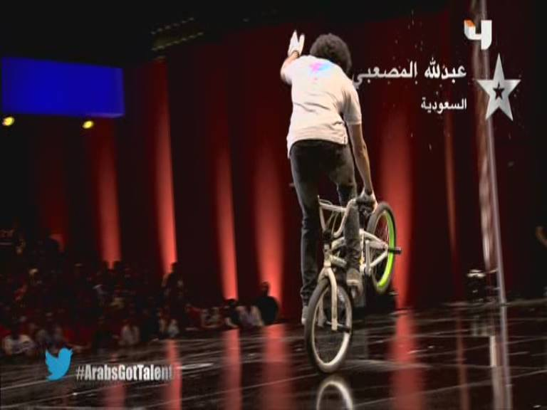 يوتيوب أرب قوت تالنت عبد الله المصعبي - السعودية - 3 Arabs Got Talent السبت 5-10-2013