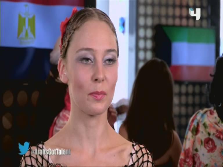 صور ناتالي يمين مشتركة في أرب قوت تالنت 3 - Arabs Got Talen 2013